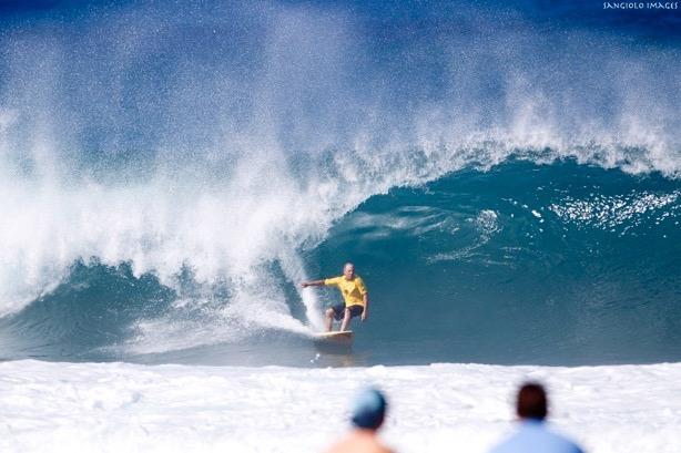 Bird Huffman Surf 2
