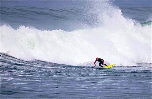 Bird Huffman Surf