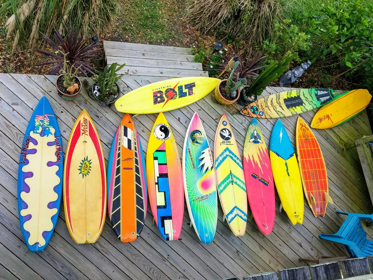Brandon Blackmon Boards I