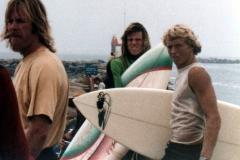 1 Dennis first pro event 1978