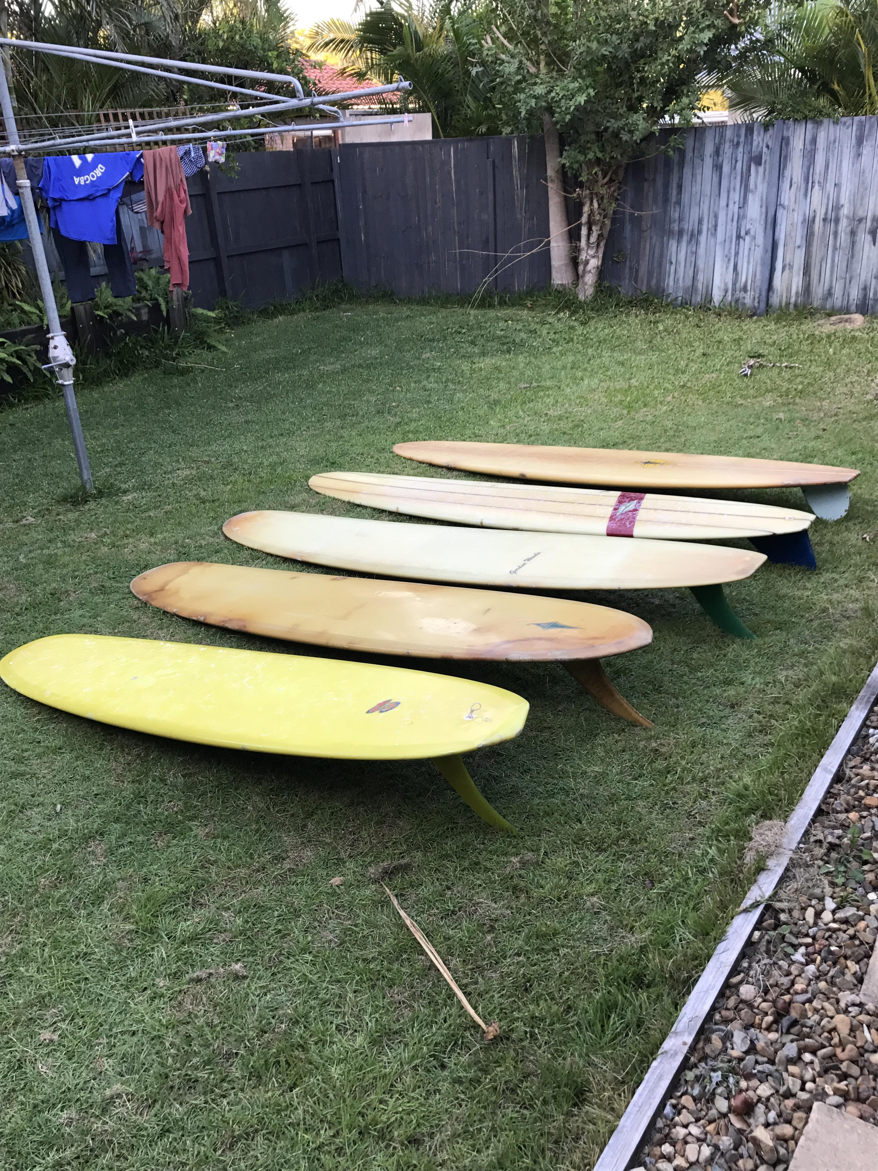 Vintage-Longboards