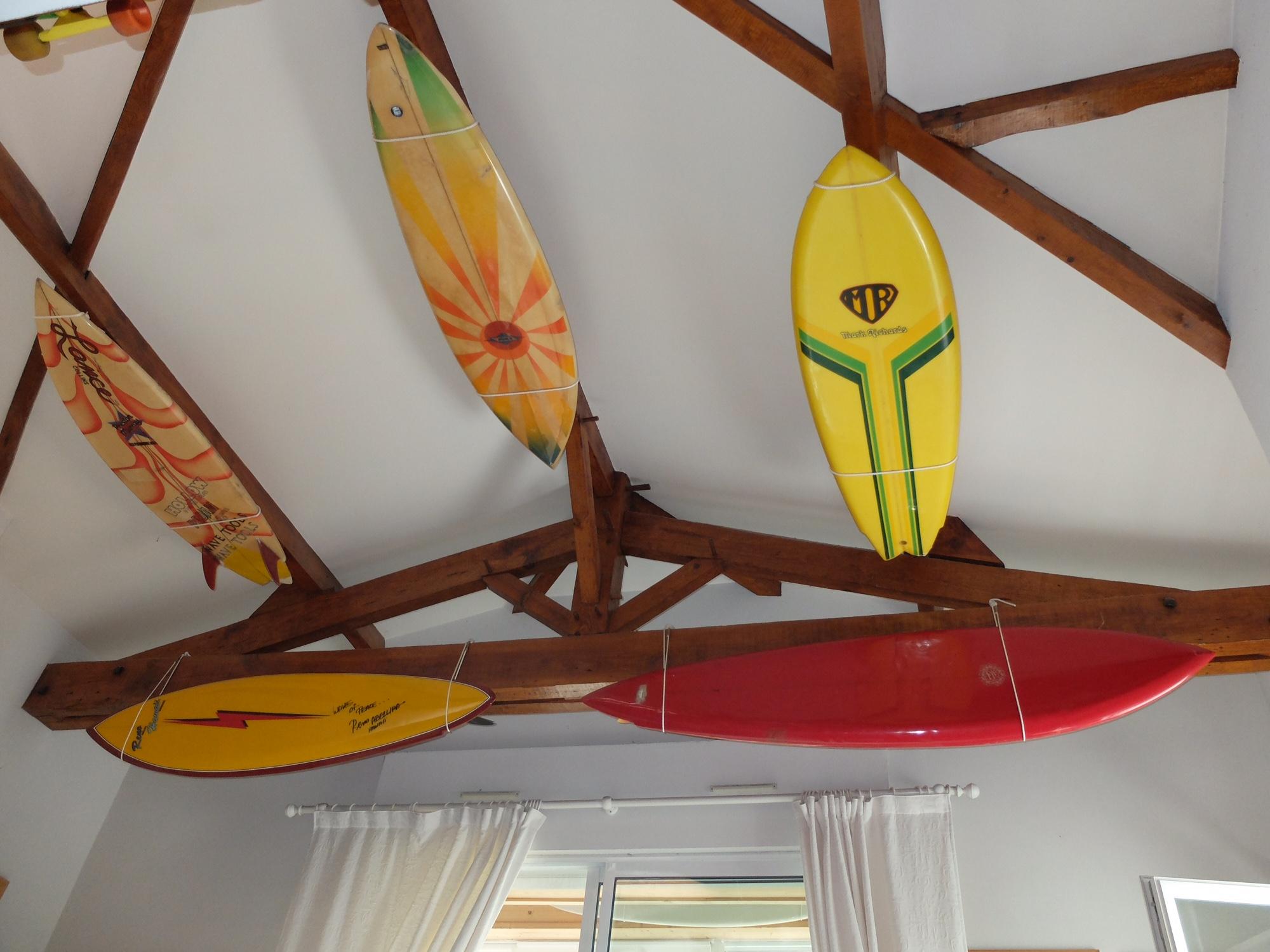 Vintage-Surfboards-Biarritz