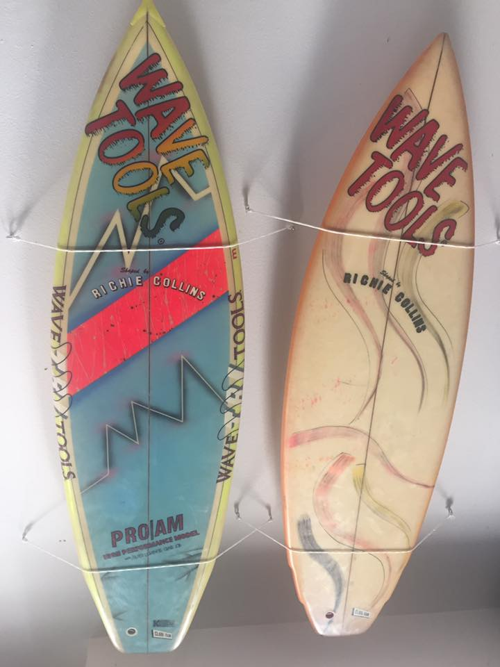 80s wave tools both shaped by richie collins